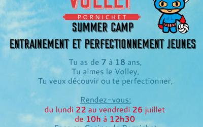 MVP Summer Camp